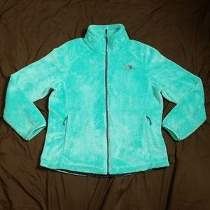 THE NORTH FACE WOMENS XXL FLEECE JACKET